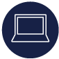 online laptop icon
